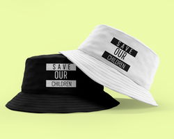 Save Our Children Bucket Hat
