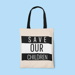 Save Our Children Tygkasse