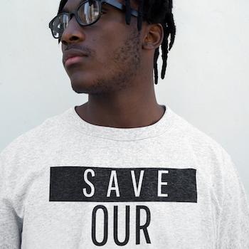 Save Our Children Sweatshirt Unisex
