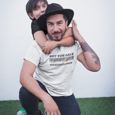NFS-Save Our Children T-Shirt Herr