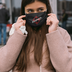 Target Face Mask Onesize