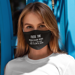 F@ck The MSM Face Mask Onesize