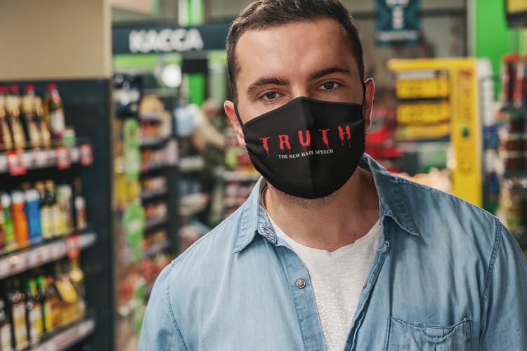 Truth Face Mask Onesize