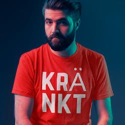 KRÄNKT T-Shirt Herr