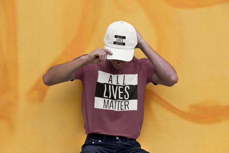 All Lives Matter T-Shirt Herr