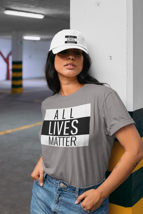 All Lives Matter T-Shirt Women