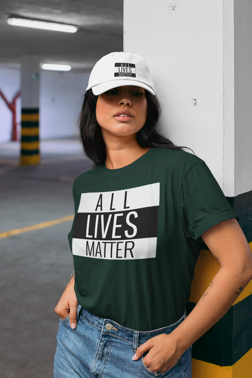 All Lives Matter Fashion. Make Your Statement By Statements Clothing