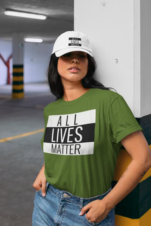 All Lives Matter Collection. Dam T-Shirts