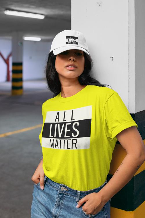 Fashion All Lives Matter. Tshirt & more