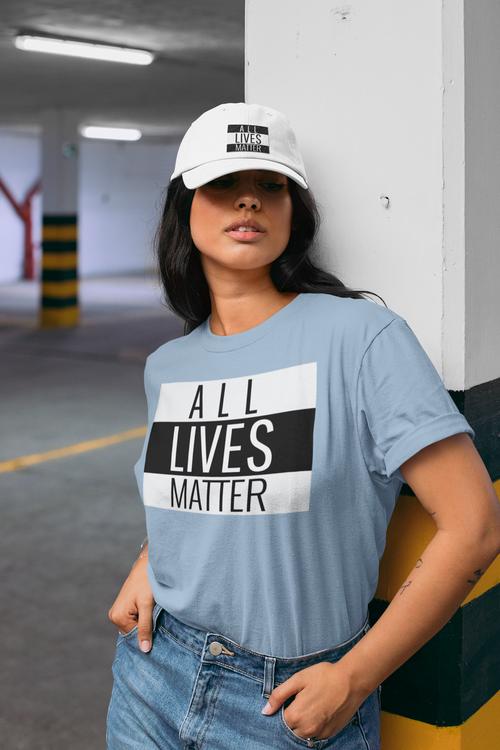 All Lives Matter Clothing Line Women