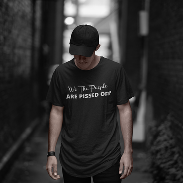 We The People  T-Shirt Herr