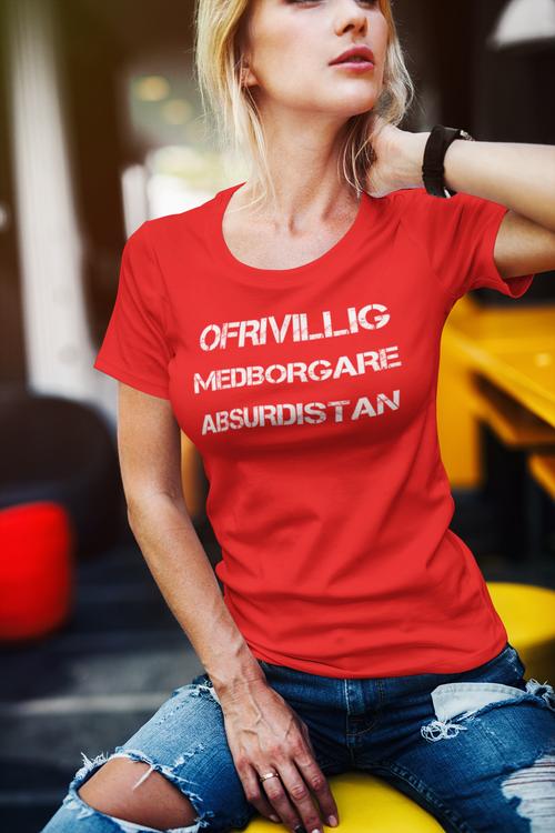 Absurdistan T-Shirt Dam