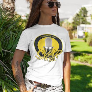 Svar På Tal T-Shirt  Dam