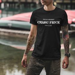 Chang Fan Club T-Shirt Herr