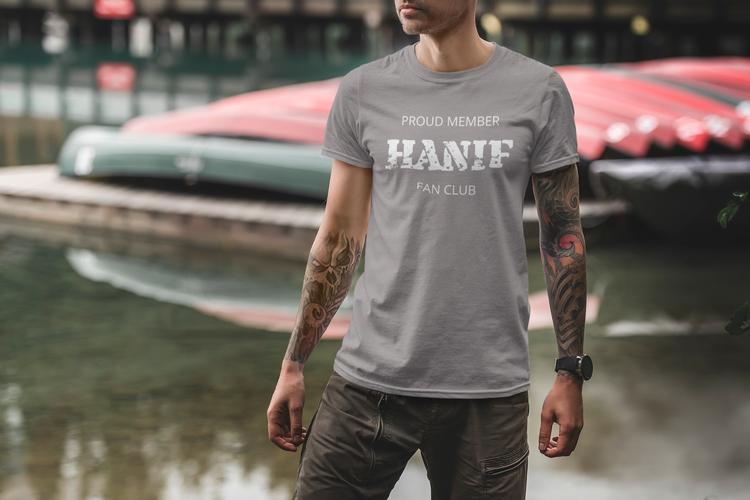 Hanif Bali, Moderaterna. Hanif Fan Club