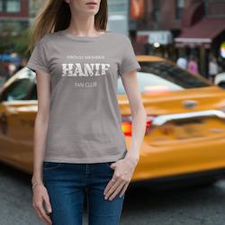 Hanif Fan Club T-Shirt Dam