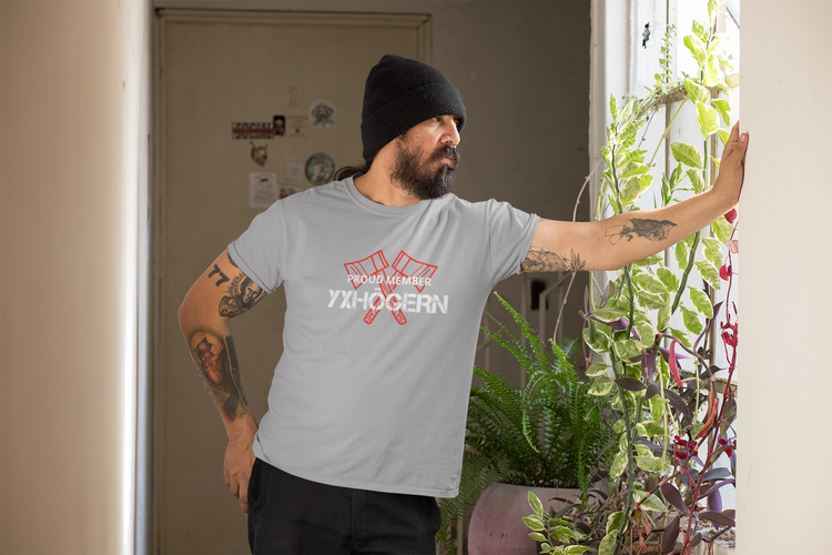 Yxhögern T-Shirt Herr