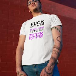 SVT & SR T-Shirt Herr