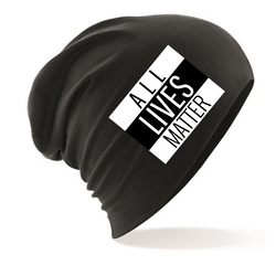 All Live Matter Beanie One Size