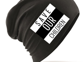 Save Our Children Beanie One Size