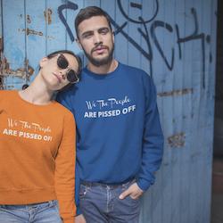 We The People Sweatshirt Unisex