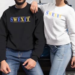 SWEXIT Sweatshirt Unisex