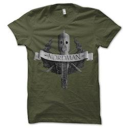 Nordman Nyckelharpa - T-shirt - UTGÅENDE