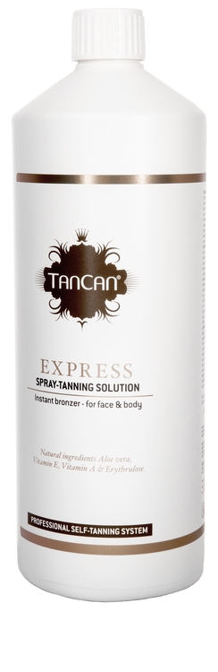 TanCan PRO Tanning Solution - Express Tan 1000 ml