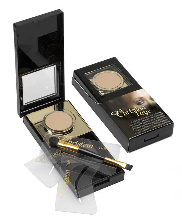 Christian Faye Eyebrow Makeup Kit