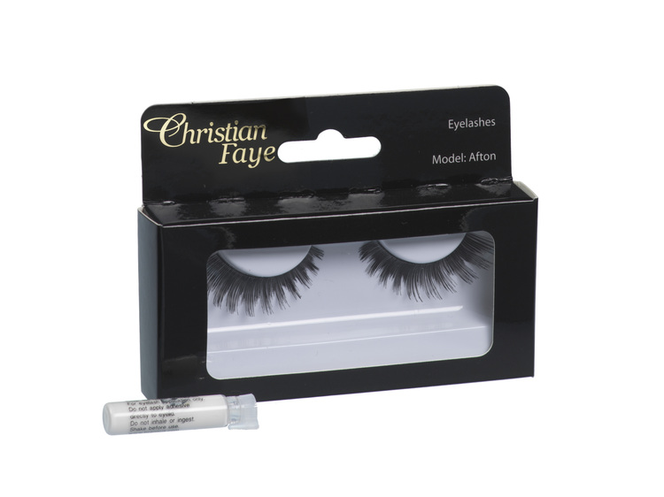 Christian Faye Eyelashes