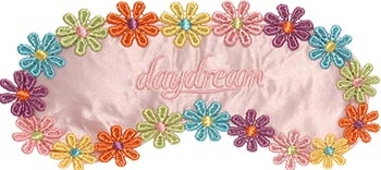 Daydream Flowers Pink