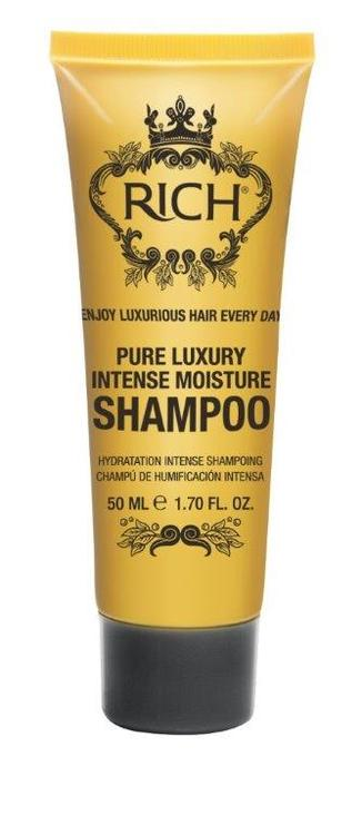 RICH Intense Moisture Shampoo 50ML