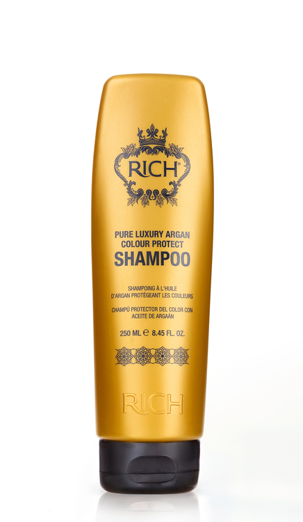 RICH Argan Colour Protect Shampoo