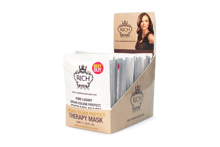 RICH Argan Colour Protect Therapy Mask 30 ML