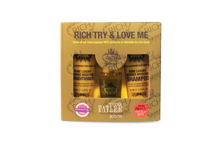 RICH Try & Love Me Promotion Kit