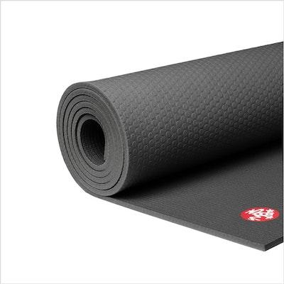 Yogamatta PRO mat Black 6mm - Manduka