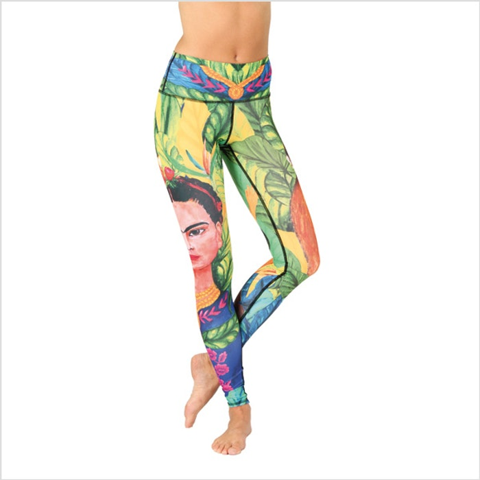 Yogaleggings Frida Kahlo - Yoga Democracy