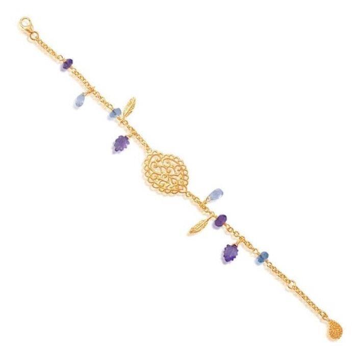 "Armband ""Inner Harmony"" i Gold Vermeil från Ananda Soul"