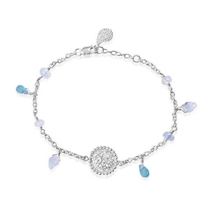 "Armband ""Inner Guidance"" i Silver från Ananda Soul"