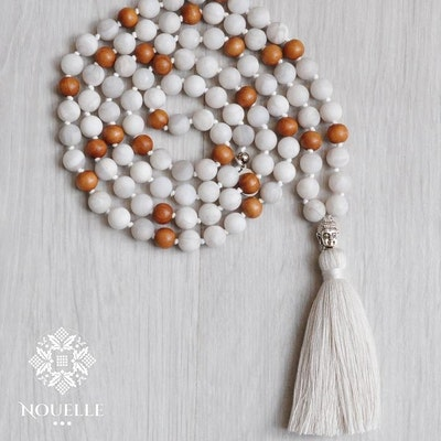 Mala halsband Trust x Sandalwood från Nouelle