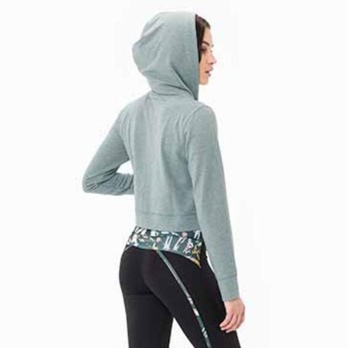 Yogatröja Helen Hoodie från DOM - Soft mint