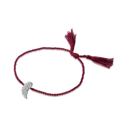 """Armband """"Spread your wings"""" i Silver från Ananda Soul"""