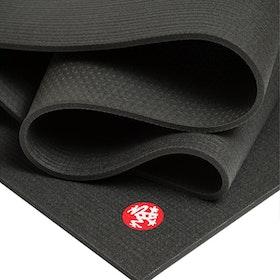 Yogamatta Black mat PRO 6mm Extra lång - Manduka