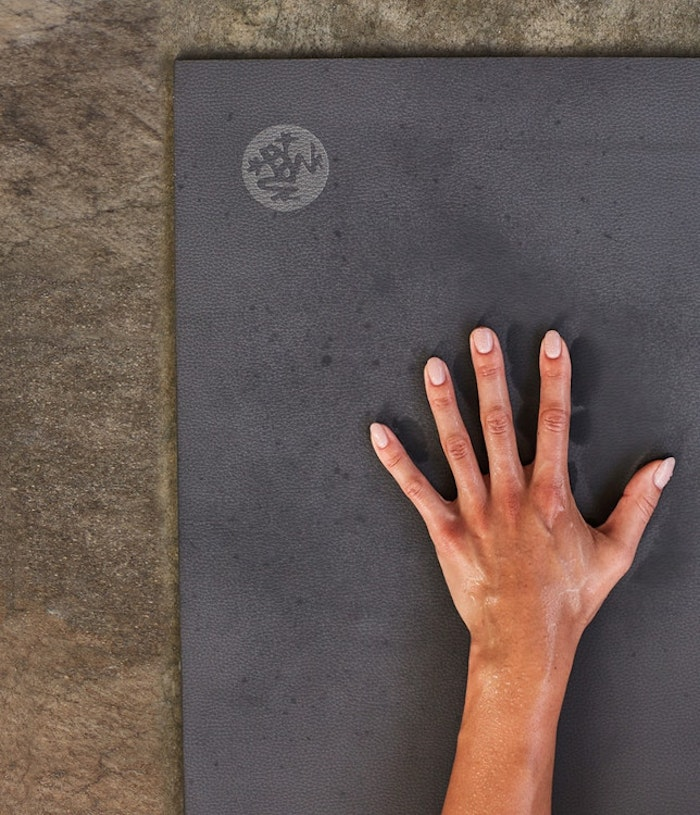 Yogamatta GRP 6mm Steel Grey - Manduka