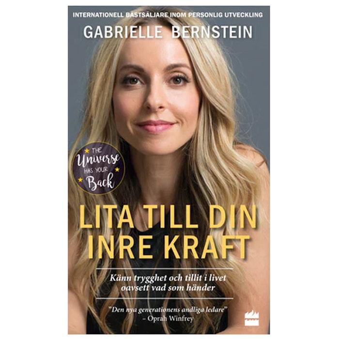 """Pocketbok """"Lita till din inre kraft"""" - Gabrielle Bernstein"""