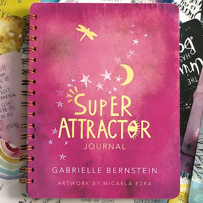 Super Attractor kit med Kristall - Gabrielle Bernstein