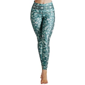 Yogaleggings Mint To Be - Yoga Democracy