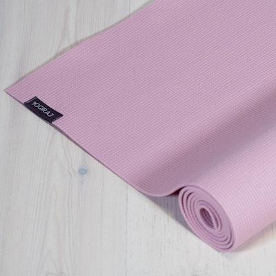 Yogamatta Allround 4mm Heather Pink- YogiRAJ