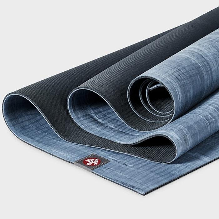 Yogamatta eKO 5mm Ebb Marbled Extra Lång - Manduka
