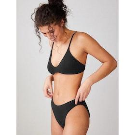 Bikinitopp Triangel-BH Black - Movesgood